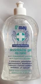 Merida Dezinfekční gel na ruce 500 ml - bezoplachový