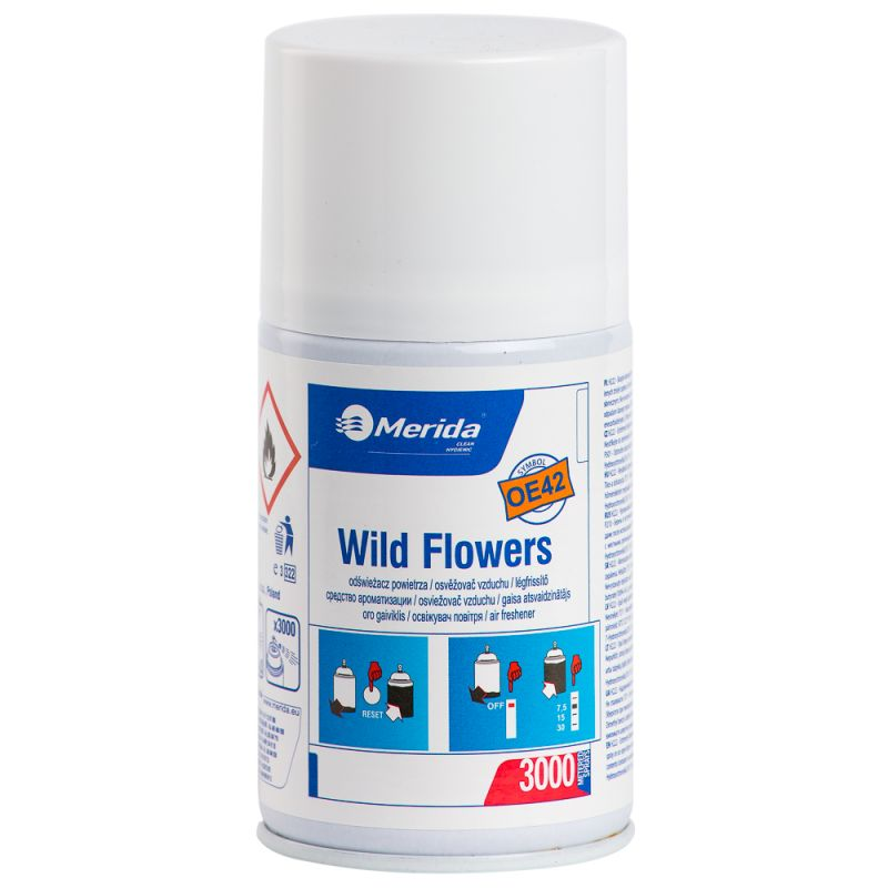 Merida Vůně do osvěžovače vzduchu WILD FLOWERS