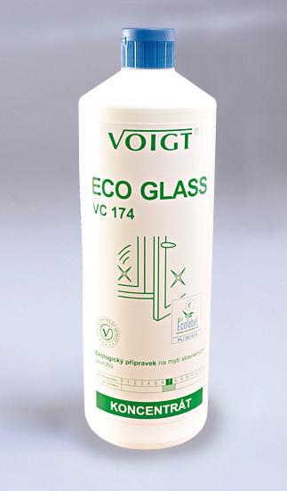 Ekologický prostředek na mytí oken a skla Merida ECO GLASS 1 l.