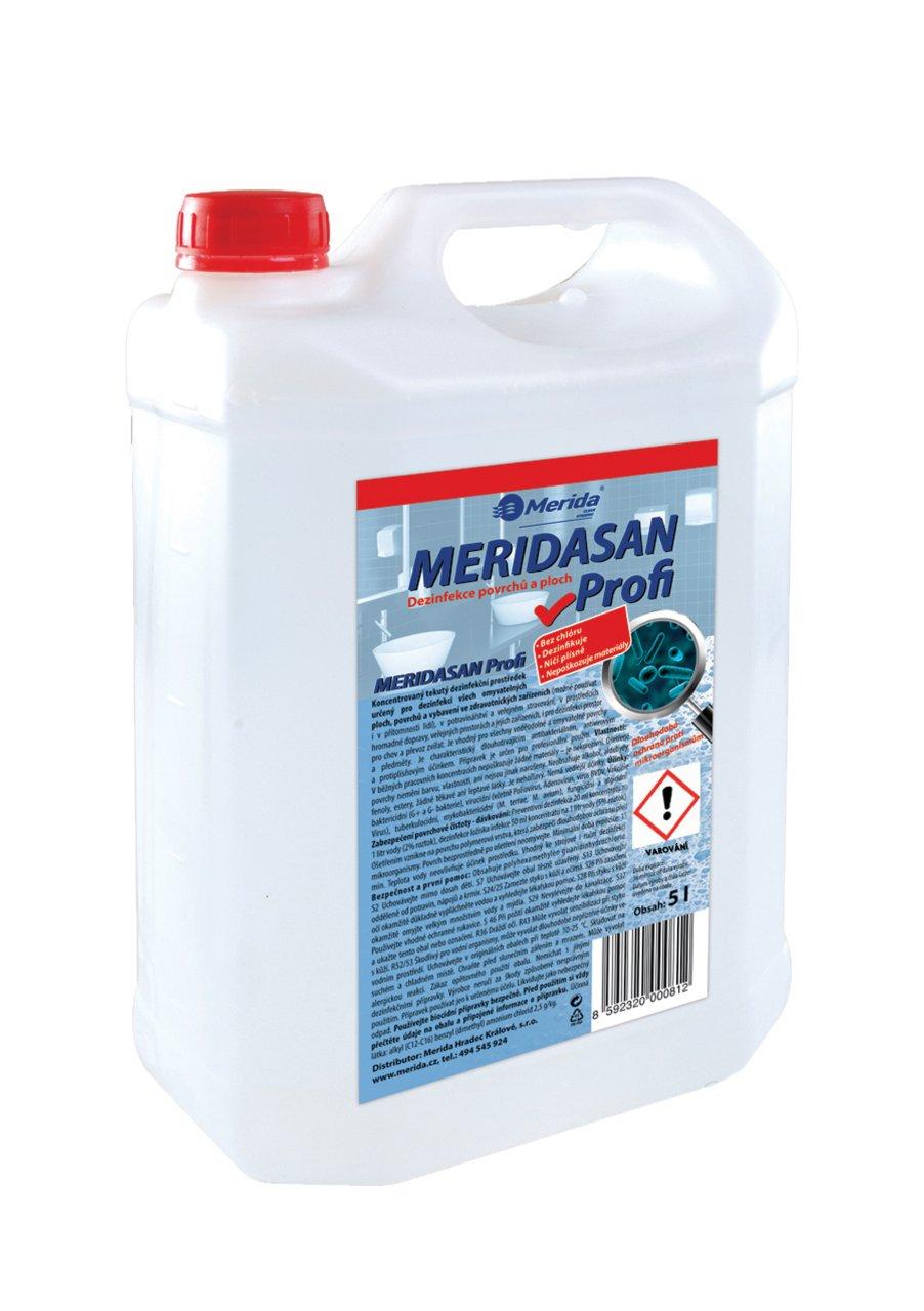 Dezinfekce MERIDASAN Profi 5 l