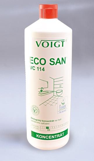 Merida Ekologický čistící prostředek na mytí WC Merida ECO SAN 1 l.