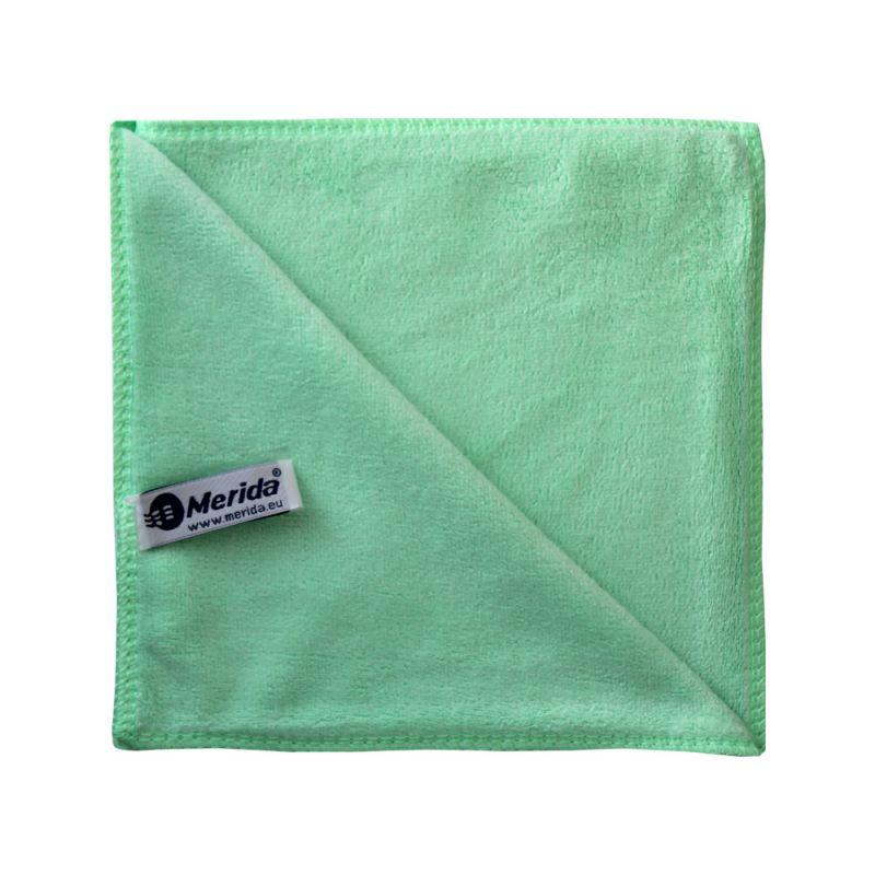 Merida Utěrka z mikrovlákna PREMIUM, zelená