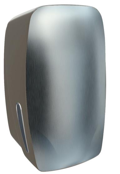 Merida Zásobník na toaletní papír skládaný MERIDA MERCURY šedý