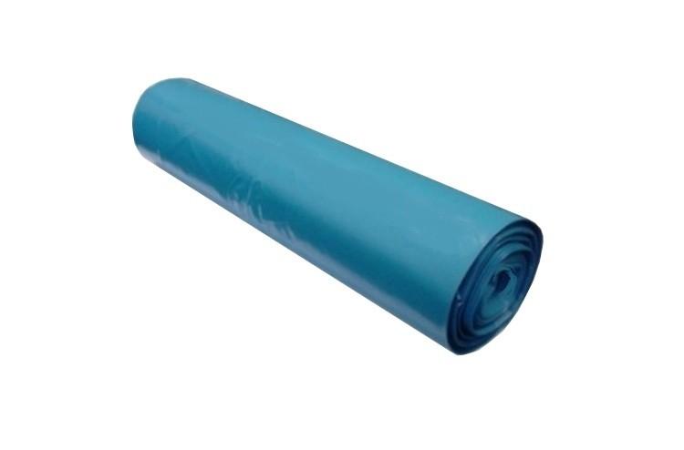 Merida Pytle na odpadky LDPE, 80 mi,70x110cm,120 l, modré 15ks/b