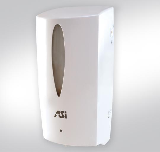 Merida Bezdotykový dávkovač tekutého mýdla AUTOMATIC 800ml, bílý plast