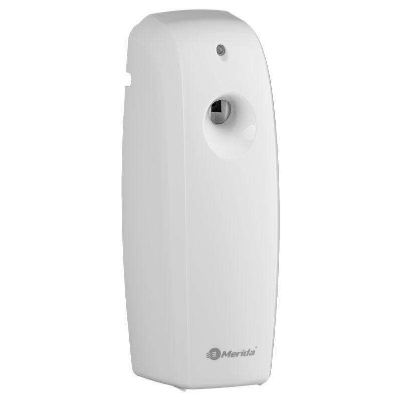 Elektronický osvěžovač vzduchu LCD + 6 náplní s vůní Merida CITRUS
