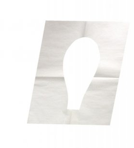 Merida Papírové hygienické podložky 100ks/bal