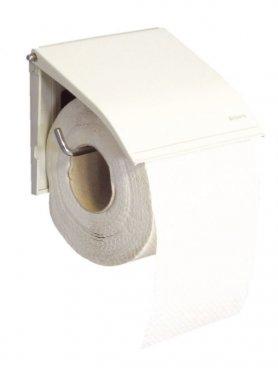 Merida Zásobník na toaletní papír klasický,bílý komaxit