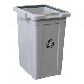 Merida Odpadkový koš plastový na tříděný odpad 33 l