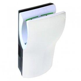 Elektrický sušič na ruce Dualflow bílý