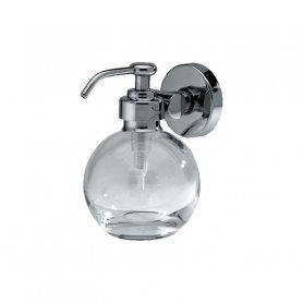 Dávkovač tekutého mýdla skleněný - koule