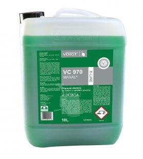Merida Prostředek alkalický na důkladné čištění a naleštění povrchů Merida MAXAL 10 l.