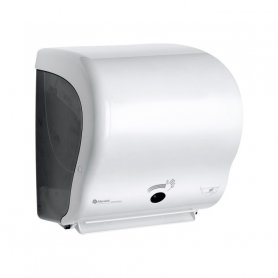 Automatický bezdotykový podavač papírových ručníků MAXI , MERIDA LUX SENSOR CUT