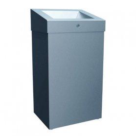 Merida Odpadkový koš závěsný otevřený STELLA 47 l mat