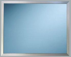 Merida Zrcadlo v kovovém rámu mat 40 x 60cm