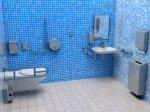 Toaleta pro tělesně postižené