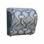 MECHANICKÝ podavač papírových ručníků v rolích Maxi UNIQUE LUXURY LINE Lux Cut-mat
